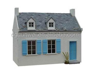 Victorian Plantation Mansion Farmhouse 1 12 Scale Diy Fairy