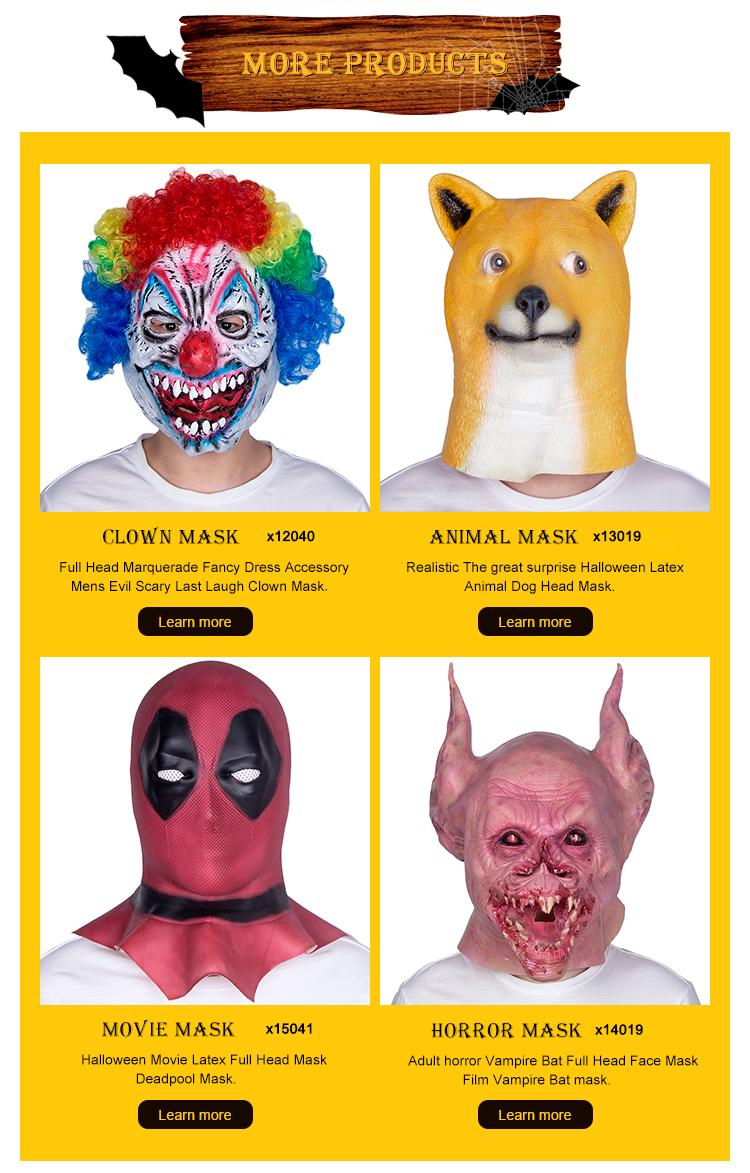 2018 nieuw ontwerp siliconen masker latex custom realistische rubber menselijk gezicht Beckham masker
