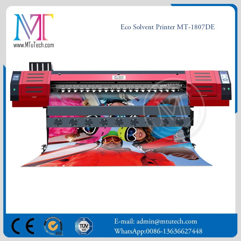 Made in china best quality Large Wide Format Printer