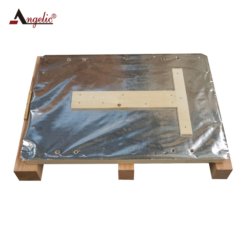 Angelic hotselling fumigation free plywood presswood pallets