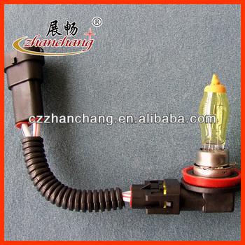 car halogen bulb h10 hod halogen bulb with wire buy hod. Black Bedroom Furniture Sets. Home Design Ideas