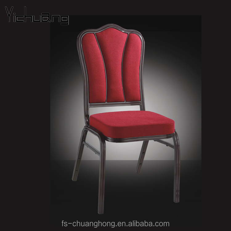 Special chair back design hotel articles YC-B101