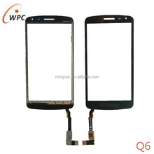 Smartphone Repair Parts For LG Q6 Screen Touch Lcd