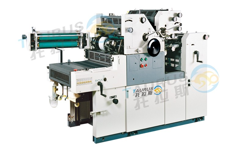 Taurus Tr56nps H Mini Offset Printing Machine Price Color Poster Non