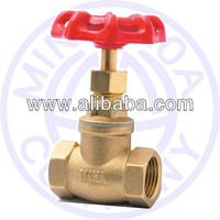 BRASS GLOBE VALVE FOR WATER FROM VIET NAM