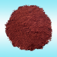 Color Pigment Iron Oxide brown pigment for Decorative Concrete Wall