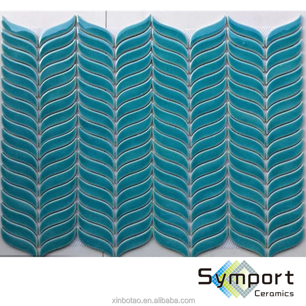 Leaf Shaped Mosaic Tile Wholesale, Mosaic Tile Suppliers - Alibaba
