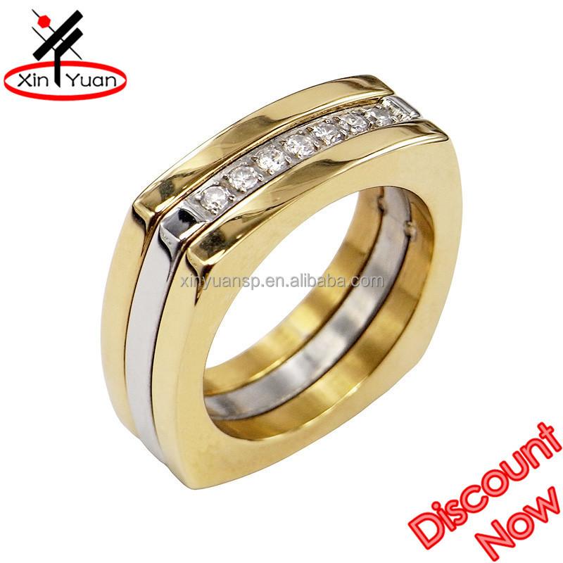 0922 dubai fashion jewelry flower pearl 4 gram gold ring View 4