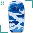 NA3747 Surfboard / Surfboards/ Surfing/ body board with camouflage design
