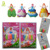 Hot Sale DIY Balloon Multi Princess 3D Models Cartoon Balloons for Kids Gift
