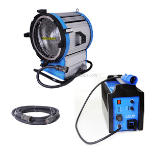 120V Daylight Compact 2500 HMI 2500W 2.5K Fresnel Light + 2500W & 4000W Ballast + 7m Cable