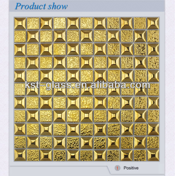 bisazza gold mosaik fliesen spiegel mosaik fliesen gold glasmosaik mosaik produkt id 1503529928. Black Bedroom Furniture Sets. Home Design Ideas
