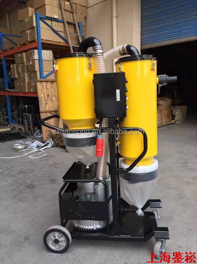 Double Barrel Cyclone Vacuum Cleaner V7