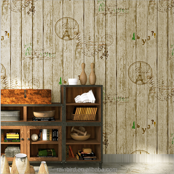 Vintage And Cartoon Letters Wooden Design Wallpaper Full Hd Wallpapers Image For Coffee Bar Decoration