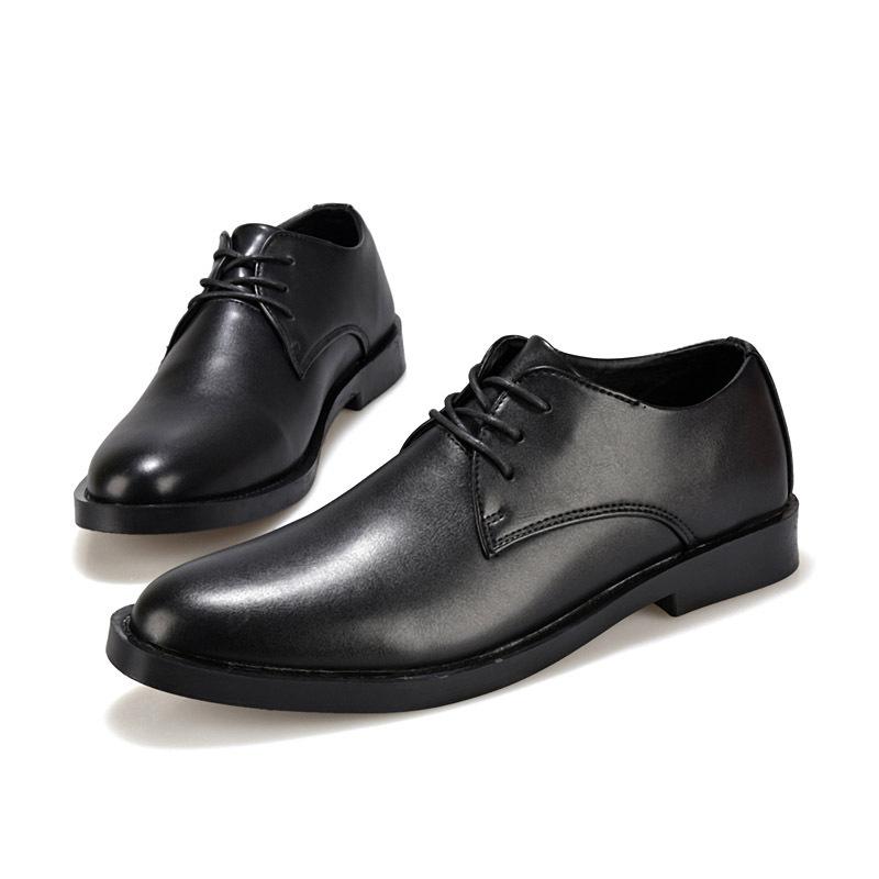 6f2fd23230 Get Quotations · Men s Lace up black shoes 2015 luxury dress shoes for men  italian classic business men shoes