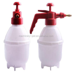 Plastic watering spray pump 2l garden pressure trigger sprayer