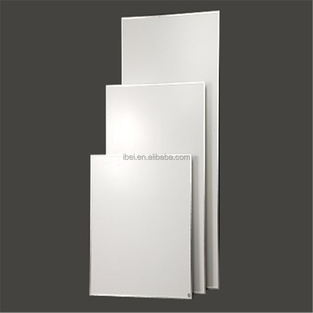 White Infrared Panel <strong>Heater</strong> efficient,eligent and easy to install