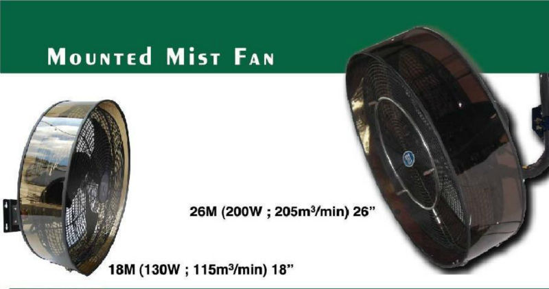 mist fan malaysia mist fan malaysia suppliers and at alibabacom - Outdoor Misting Fan
