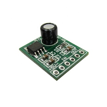 Dc2v-5v Mini Audio Power Amplifier Pcb Board Xpt8871 Single Channel 6w  Amplifier Module Small Size Standard Sound - Buy 6w Amplifier,Xpt8871