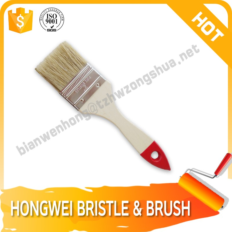 Natural Bristle Paint Brush Manufacturer Paint Brush In Brush