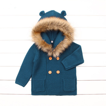 6ff8030126c3 Hot Selling Comfortable Cotton Blend Coat Baby Top Fancy Coats For ...
