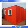 SGS certification china spacious leisure prefabricated wooden house/villa container homes