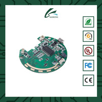FM Radio Station Fr4 94v0 Pcb Rigid Pcb
