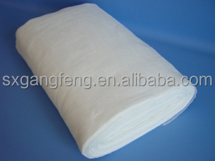 medical gauze roll 2ply, 100% cotton. BP quality