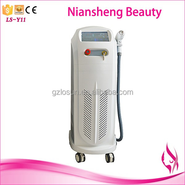 New arrival Most advanced sanhe laser 808nm diode laser hair removal machine