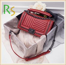 Popular design PU bag with small bag for women leather ladies handbags handbag sale uk