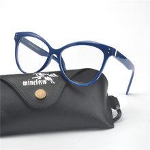 Женские и мужские Оптические очки MINCL, простые очки с прозрачными линзами, очки для близорукости, NX, 2020(Китай)