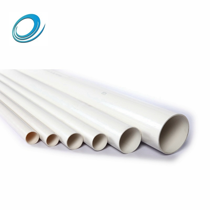 China supplier 125mm 12 inch diameter pvc pipe