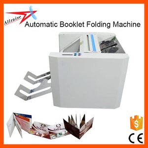 High Speed Automatic Booklet Folding Machine