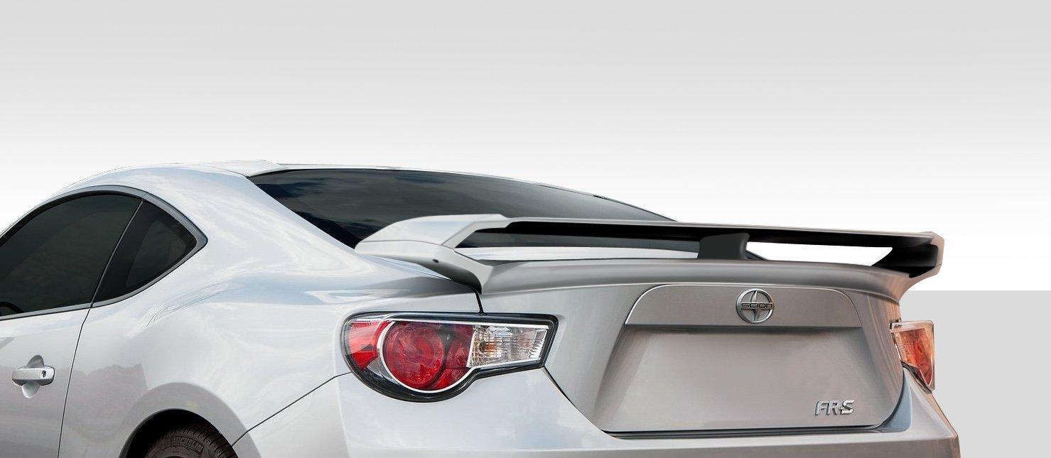 2013-2016 Scion FR-S Subaru BRZ Duraflex W-1 Rear Wing Trunk Lid Spoiler - 1 Piece