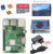 HOT Raspberry Pi 3 Model B+ Starter kit with3.5inch LCD Power 332GB Heat Sink for Raspberry Pi 3 B+ Plus Starter Kit