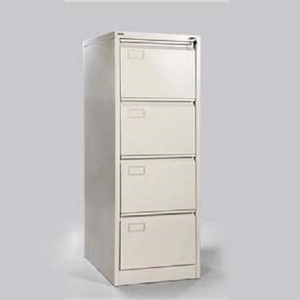 Hot sales 4 Drawer Steel Fireproof anti-theft filling cabinet stainless steel file cabinet