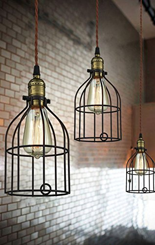 Home decoration indoor Metal night light energy save pendant Lamp