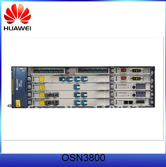 Huawei OptiX OSN 3800 Optical transmission system/Optical network product