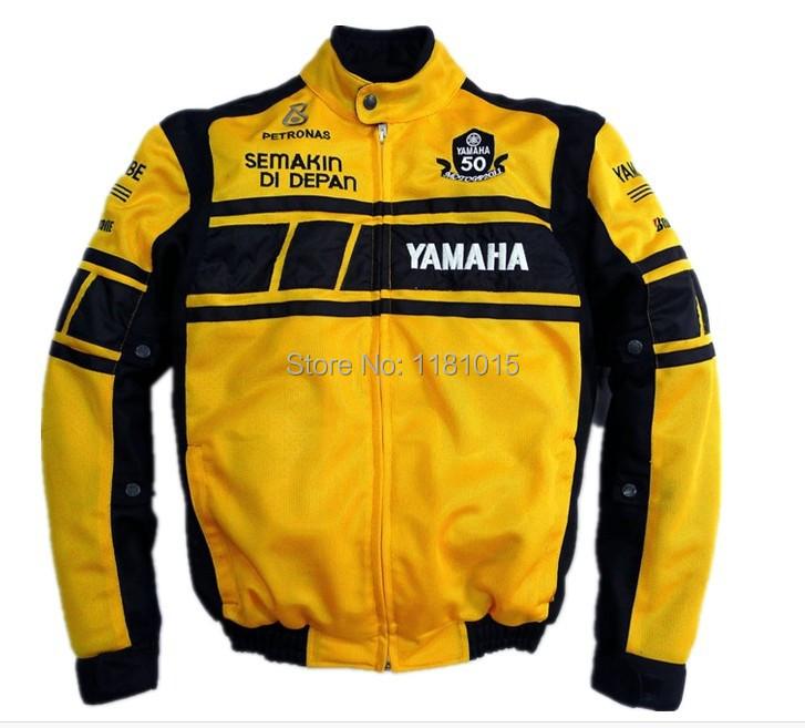 Chaqueta De La Motocicleta Amarilla - Compra lotes baratos