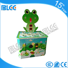 whack a frog mole hitting harmmer crazy frog mole redemption kids games for kids coin operated game machine hammer game machine