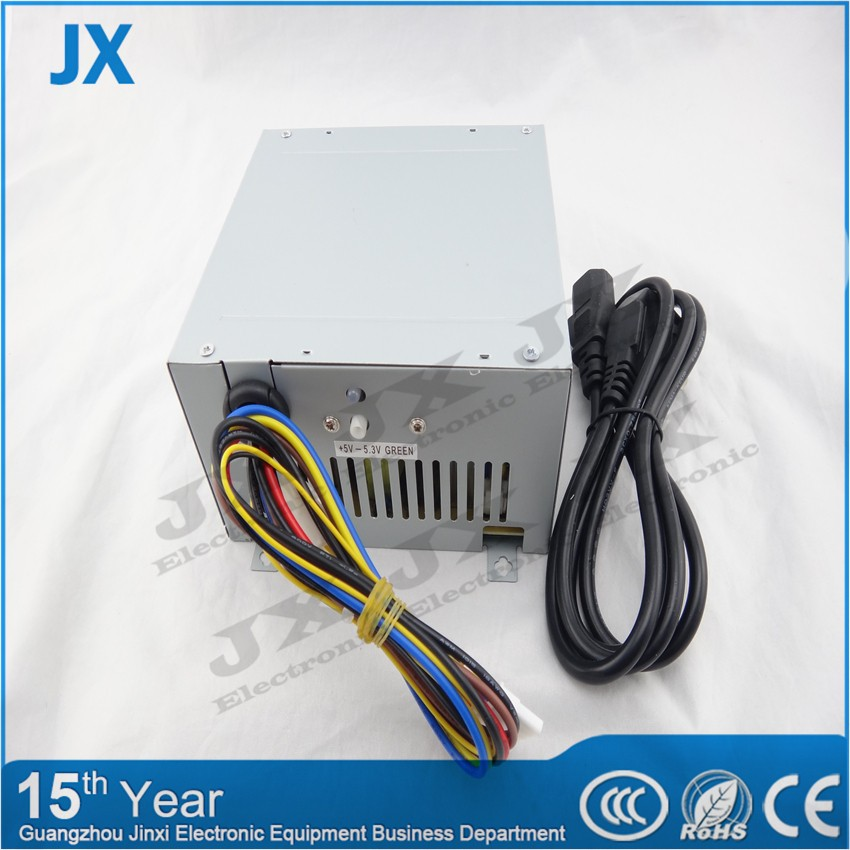 CE approved 24v 5v5a switching game power supply