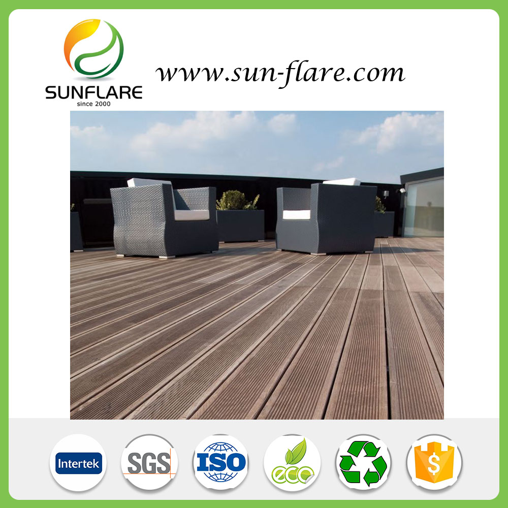 Durable high density WPC , WPC decking passed CE,SGS ,WPC flooring