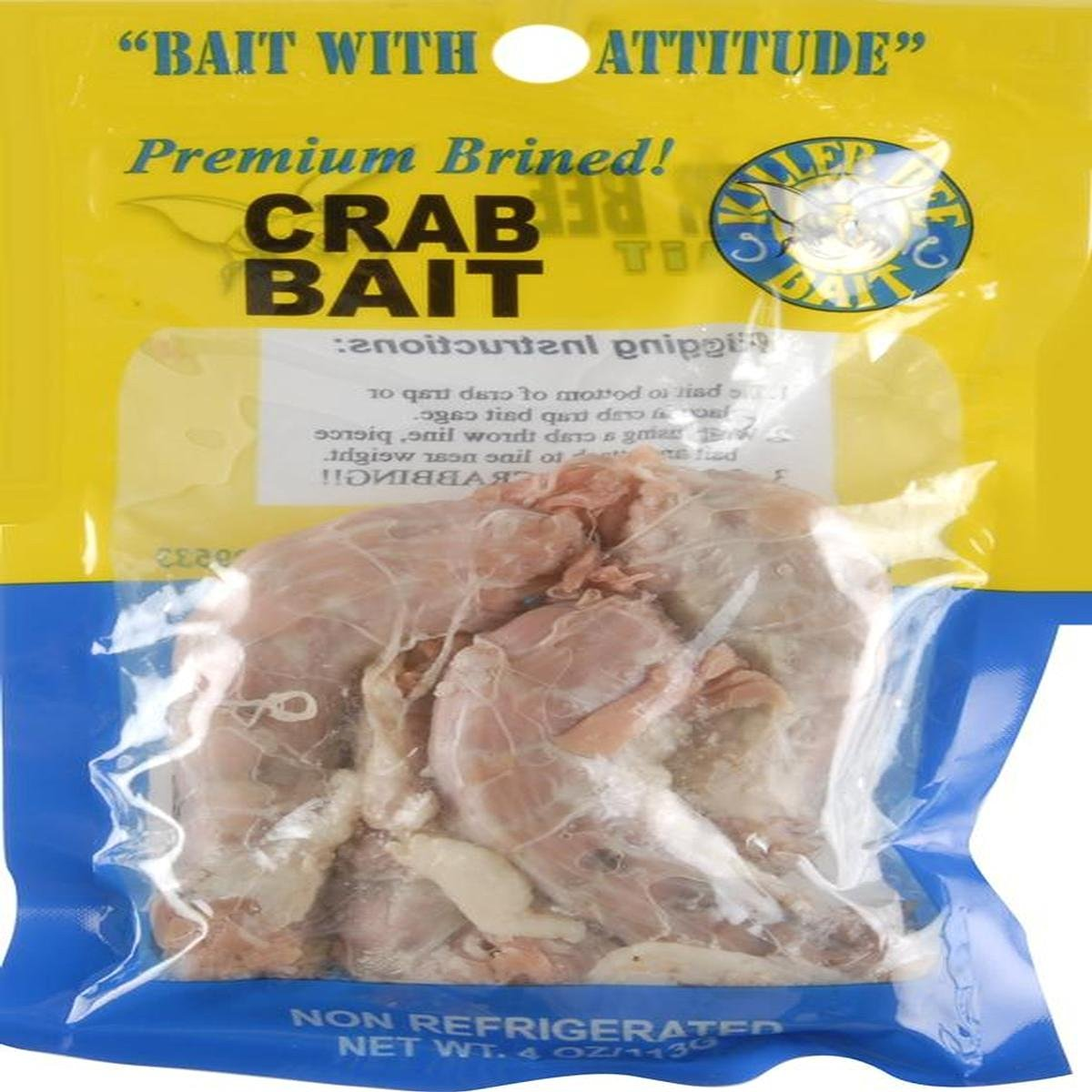 Killer Bee Premium Crab Bait