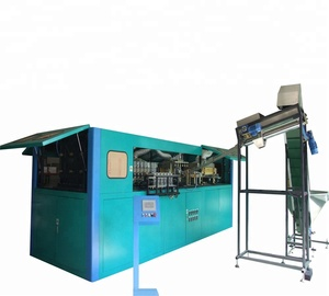 Good Price And Quality Plastic PET Bottle Stretching Blowing Machine For Sale, China Maker