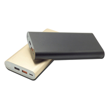 USB C Banca <span class=keywords><strong>di</strong></span> Potere 20400 mAh PD2.0 & Consegna Veloce QC3.0 con 45 W <span class=keywords><strong>di</strong></span> Potenza <span class=keywords><strong>Ricarica</strong></span> Batteria per iPhone X/8/8 Plus/macbook pro