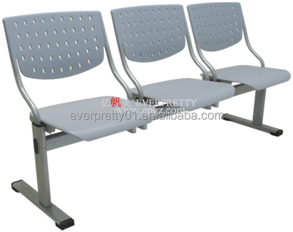 PP Color Customized Public Chair Factory Directly Supply
