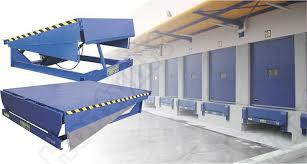 China Cheap Sale Iron Dock Leveler Mini Ramp