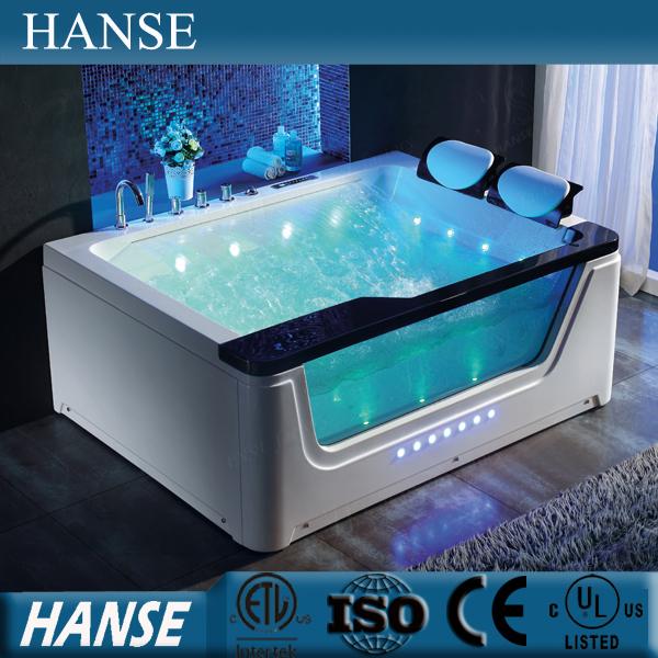 Square Tub hs-eb003 bathtub distributor/ big square bathtub/ square soaker