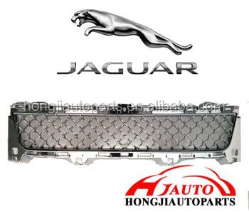Jaguar Xj Front Bumper Grille C2D3580, Jaguar Auto Parts