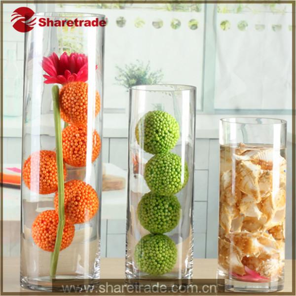 Decoration Vase Transparent